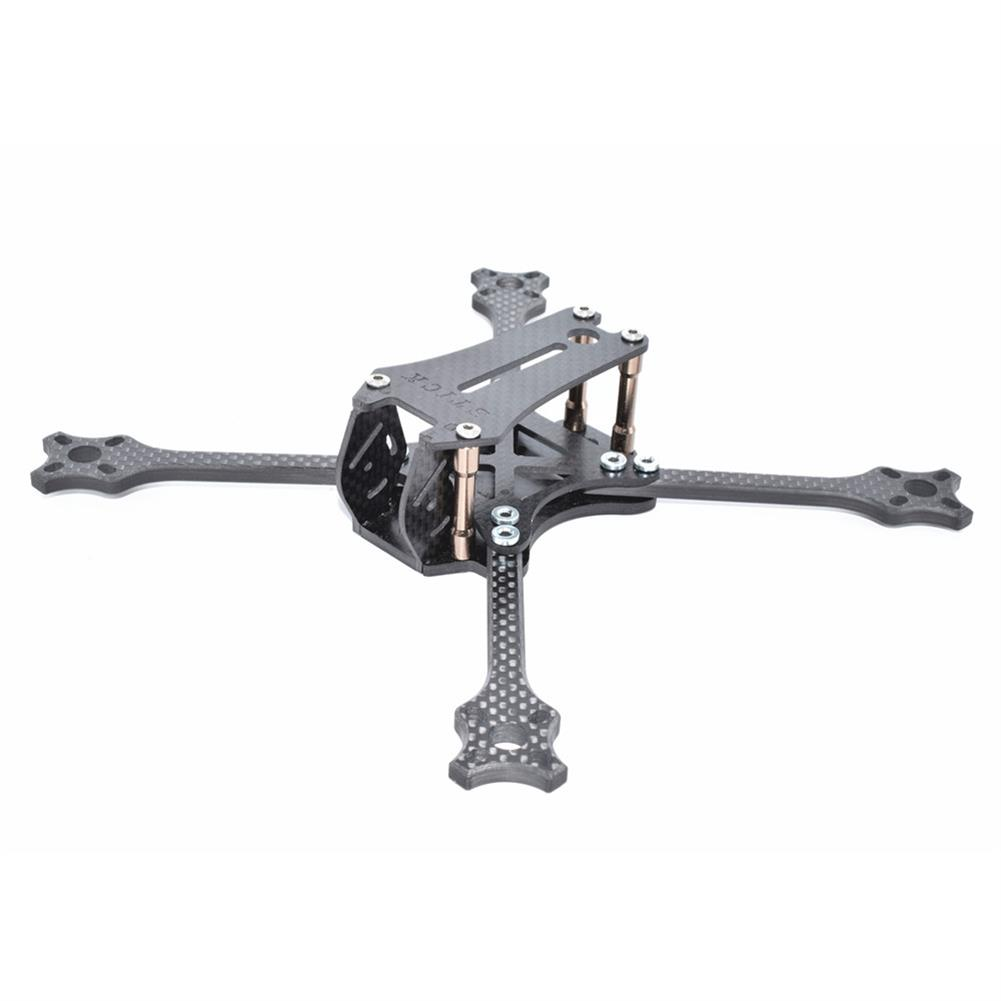 multi-rotor-parts Way-Tec Stick 200 200mm Wheelbase 5mm Arm Carbon Fiber FPV Racing Frame Kit for RC Drone RC1309165 2