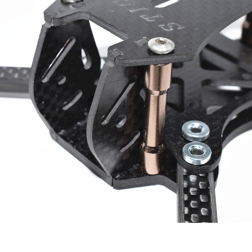 multi-rotor-parts Way-Tec Stick 200 200mm Wheelbase 5mm Arm Carbon Fiber FPV Racing Frame Kit for RC Drone RC1309165 3