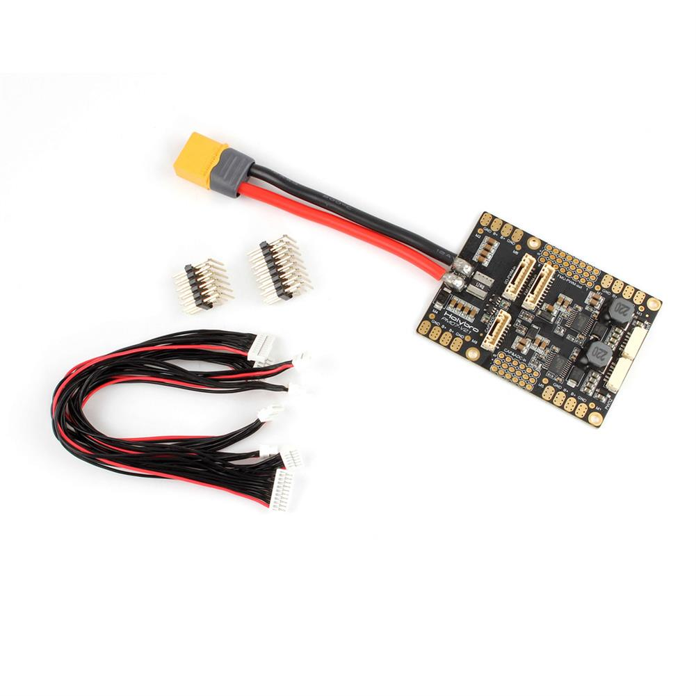 multi-rotor-parts HolyBro PM07 Power Management PM Module w/ 5V UBEC Output for Pixhawk 4 PX4 Flight Controller RC1309166 5