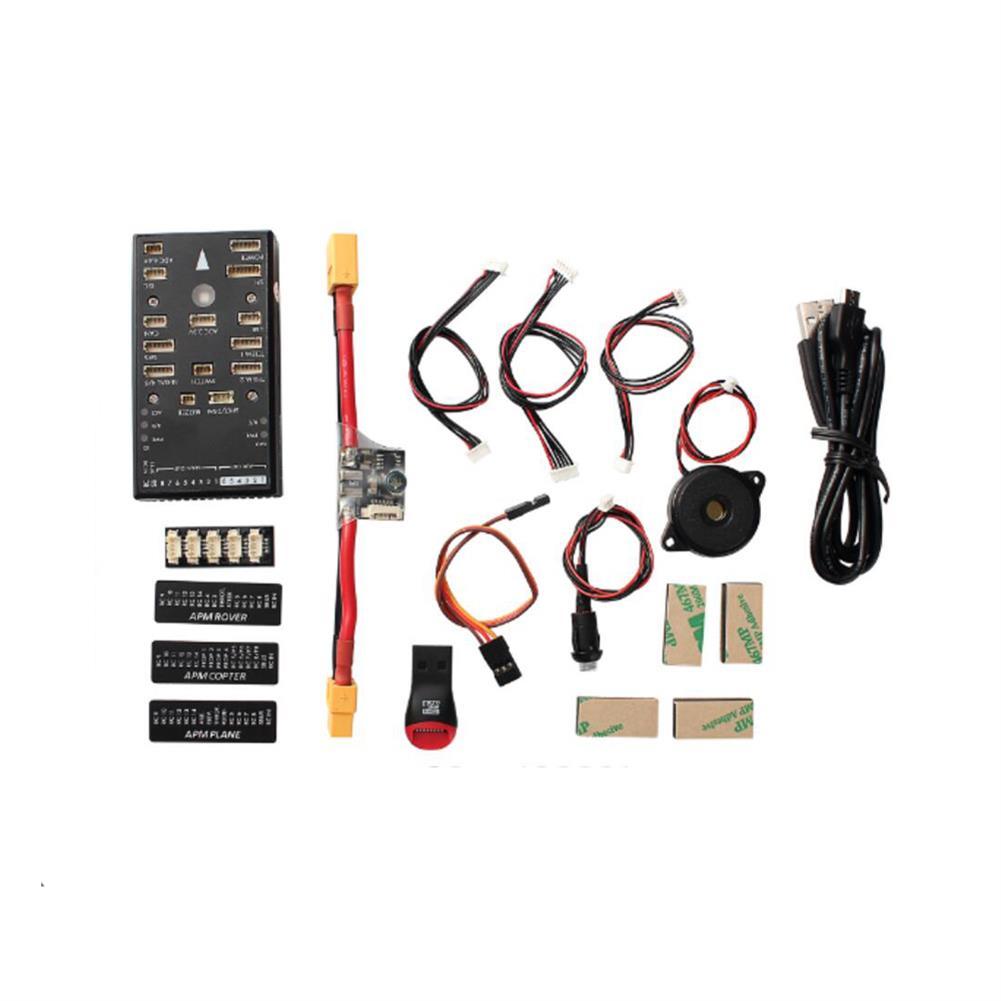 multi-rotor-parts Holybro Pix32 Pixhawk PX4 2.4.6 Flight Controller & Buzzer & Power Module with XT60 Set RC1310396 3