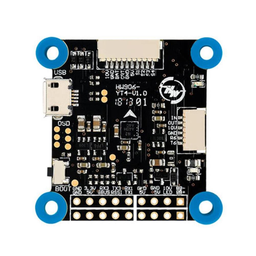 multi-rotor-parts Hobbywing XRotor Micro OMNIBUS F4 G2 Flight Controller OSD STM32F405 for RC Drone FPV Racing RC1310423
