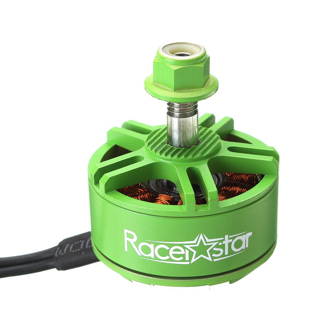 multi-rotor-parts 4X Racerstar 2508 BR2508S Green Edition 2522KV 3-5S Brushless Motor For FPV Racing RC Drone RC1310426 4