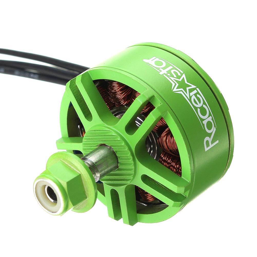 multi-rotor-parts 4X Racerstar 2508 BR2508S Green Edition 2522KV 3-5S Brushless Motor For FPV Racing RC Drone RC1310426 7