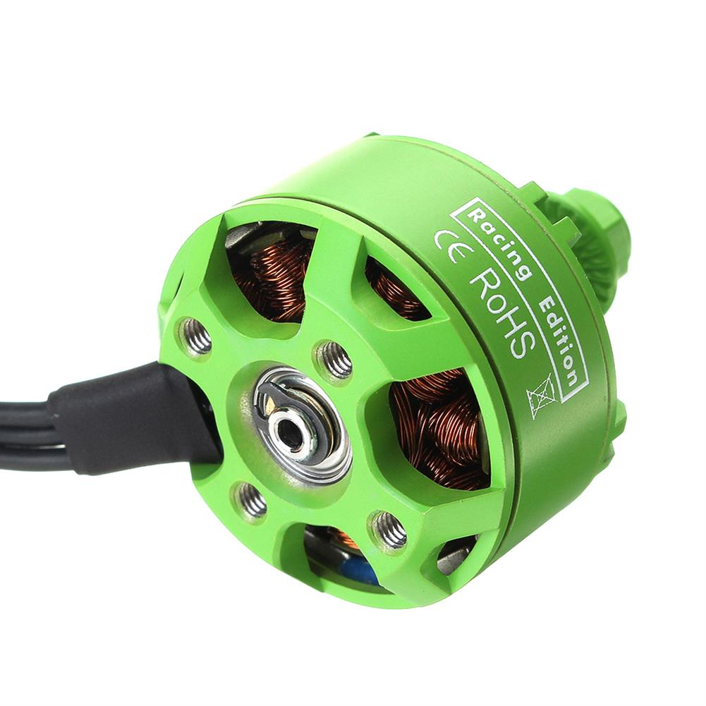 multi-rotor-parts 4X Racerstar 2508 BR2508S Green Edition 2522KV 3-5S Brushless Motor For FPV Racing RC Drone RC1310426 8