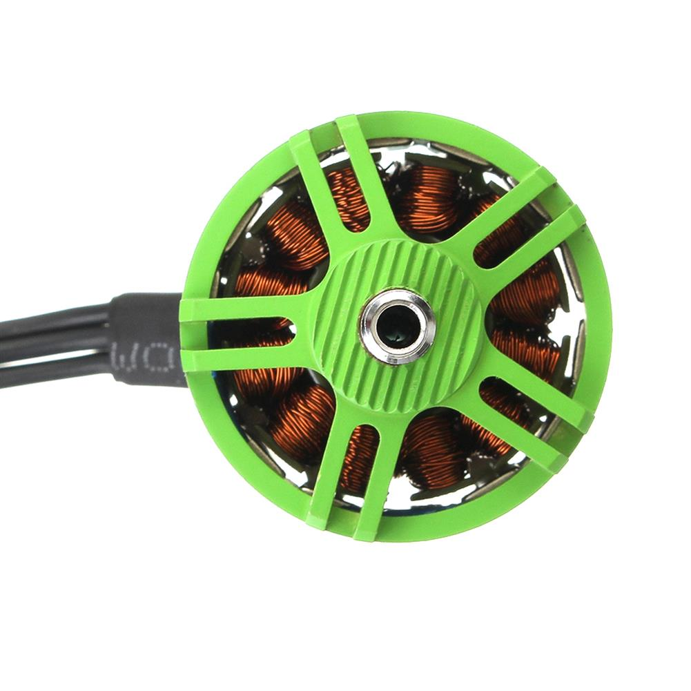 multi-rotor-parts 4X Racerstar 2508 BR2508S Green Edition 2522KV 3-5S Brushless Motor For FPV Racing RC Drone RC1310426 9