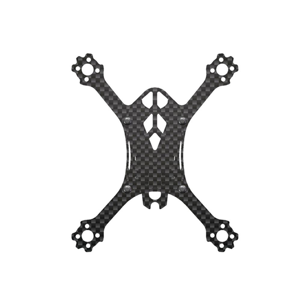 multi-rotor-parts VX98 98mm Wheelbase 2.5mm Arm 3K Carbon Fiber X Stretch FPV Racing Frame Kit RC1312922 2