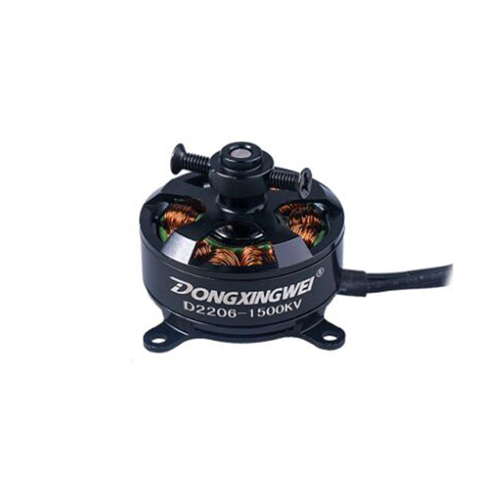 multi-rotor-parts DXW 2206 D2206 1500KV Brushless Motor 2-3S For RC Drone FPV Racing Multi Rotor RC1314242