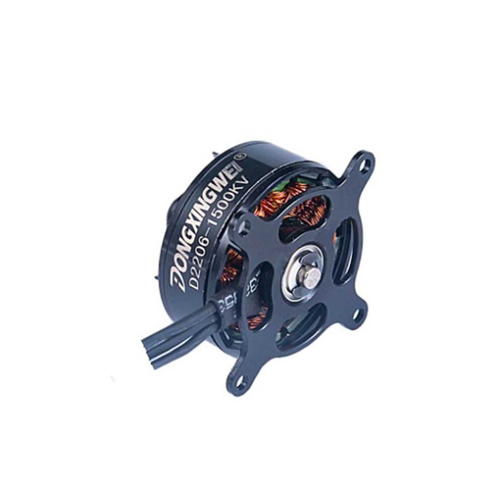 multi-rotor-parts DXW 2206 D2206 1500KV Brushless Motor 2-3S For RC Drone FPV Racing Multi Rotor RC1314242 2