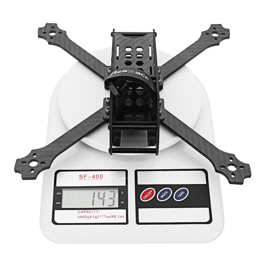 multi-rotor-parts Realacc Mix 255 255mm 5 Inch RC Drone FPV Racing Frame Kit 4mm Arm W/ 5V & 12V PDB RC1315700 7