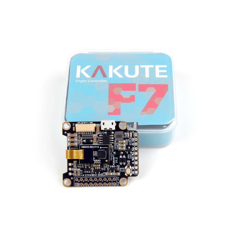multi-rotor-parts Holybro Kakute F7 STM32F745 Flight Controller W/ OSD Barometer for RC Drone RC1315723 6