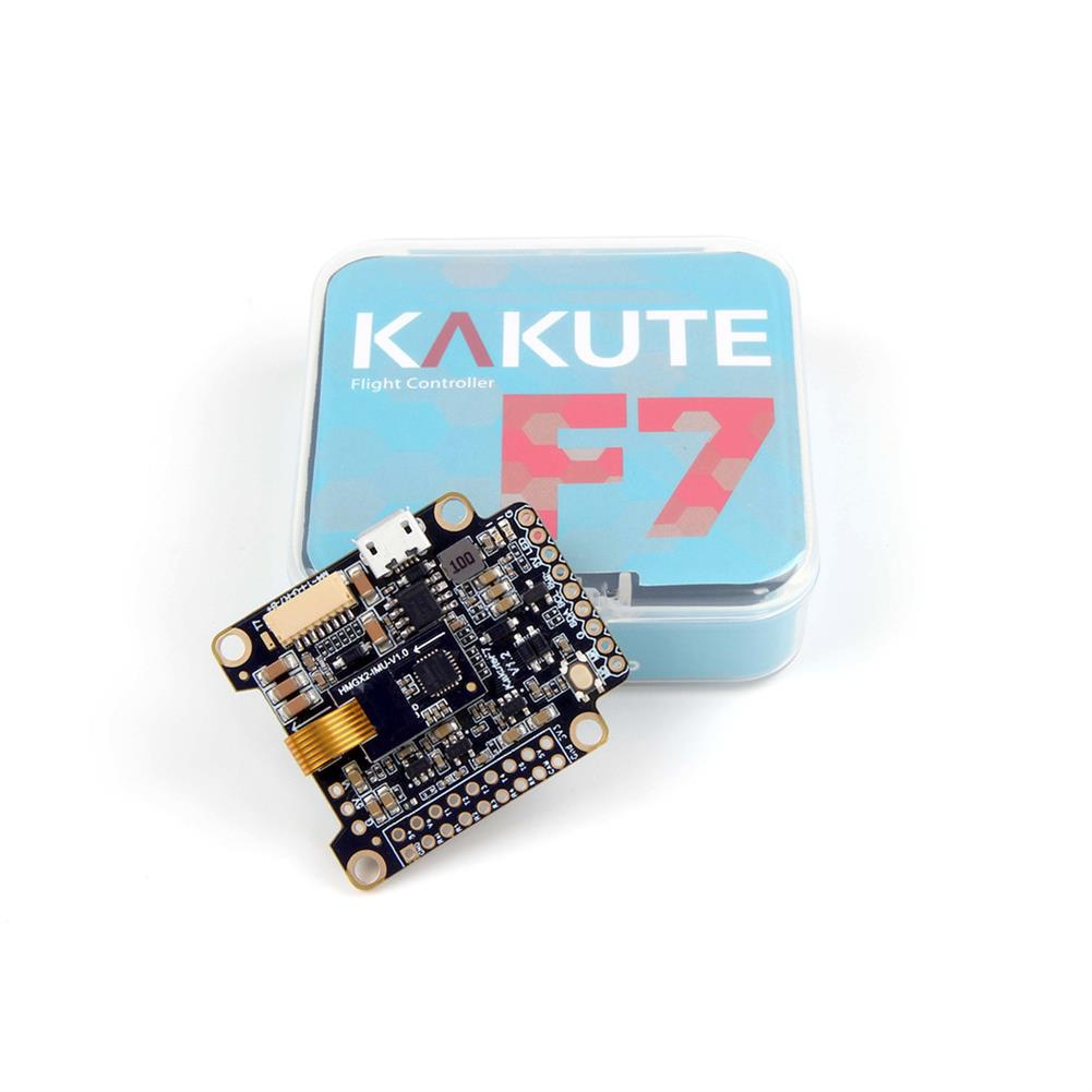 multi-rotor-parts Holybro Kakute F7 STM32F745 Flight Controller W/ OSD Barometer for RC Drone RC1315723 7