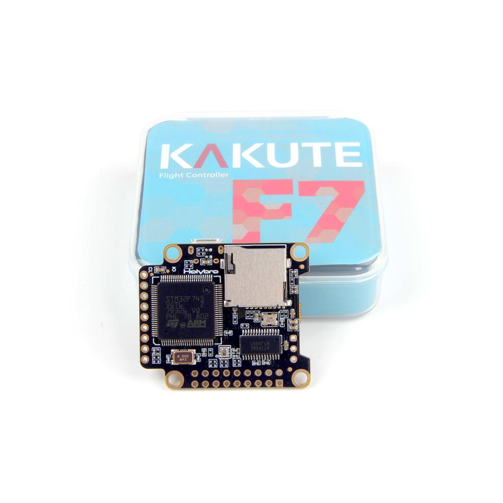 multi-rotor-parts Holybro Kakute F7 STM32F745 Flight Controller W/ OSD Barometer for RC Drone RC1315723 8