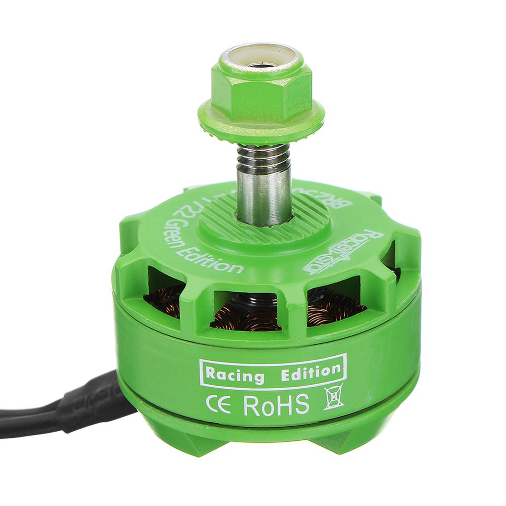 multi-rotor-parts Racerstar 2306 BR2306S Green Edition 1722KV Brushless Motor 4-6S For RC Drone FPV Racing Multi Rotor RC1316922 3