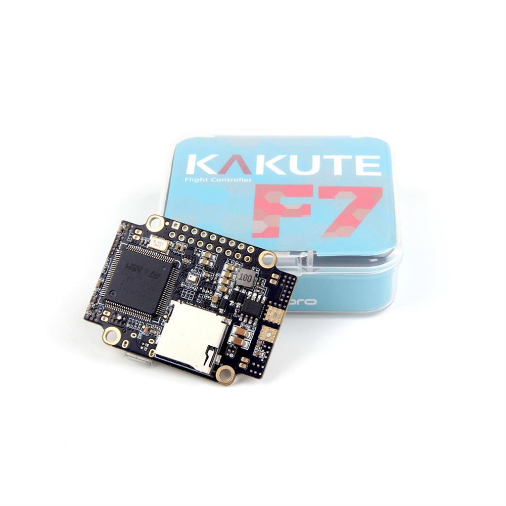 multi-rotor-parts Holybro Kakute F7 AIO STM32F745 Flight Controller w/ OSD PDB Current Sensor Barometer for RC Drone RC1317570 9
