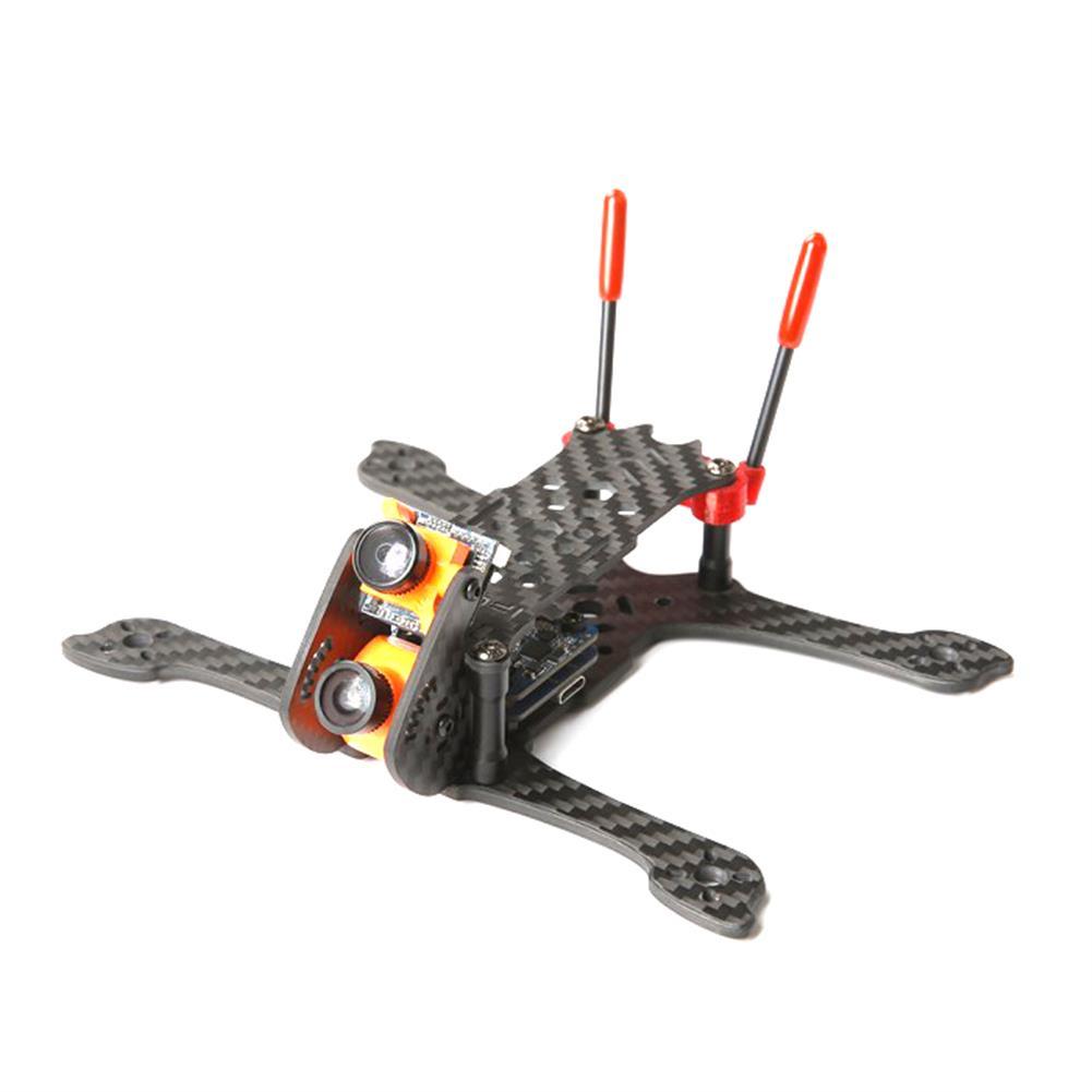 multi-rotor-parts iFlight iH3 Dual Split Mini 3 Inch 142.5mm Wheelbase 3mm Arm Carbon Fiber FPV Racing Frame Kit RC1317756 8