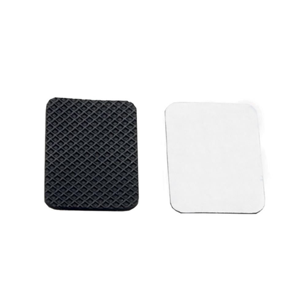 multi-rotor-parts 10 PCS RJX 3/M Anti-Slip Damping Silicone Mat Adhesive Tape 20X30X1mm for FPV Racing Drone Battery RC1318566 1