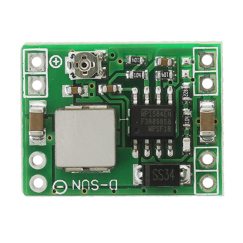 multi-rotor-parts MP1584EN Ultra-small DC-DC Converter Step Down Module 4.5V-28V Input 3A Output Current RC1320242
