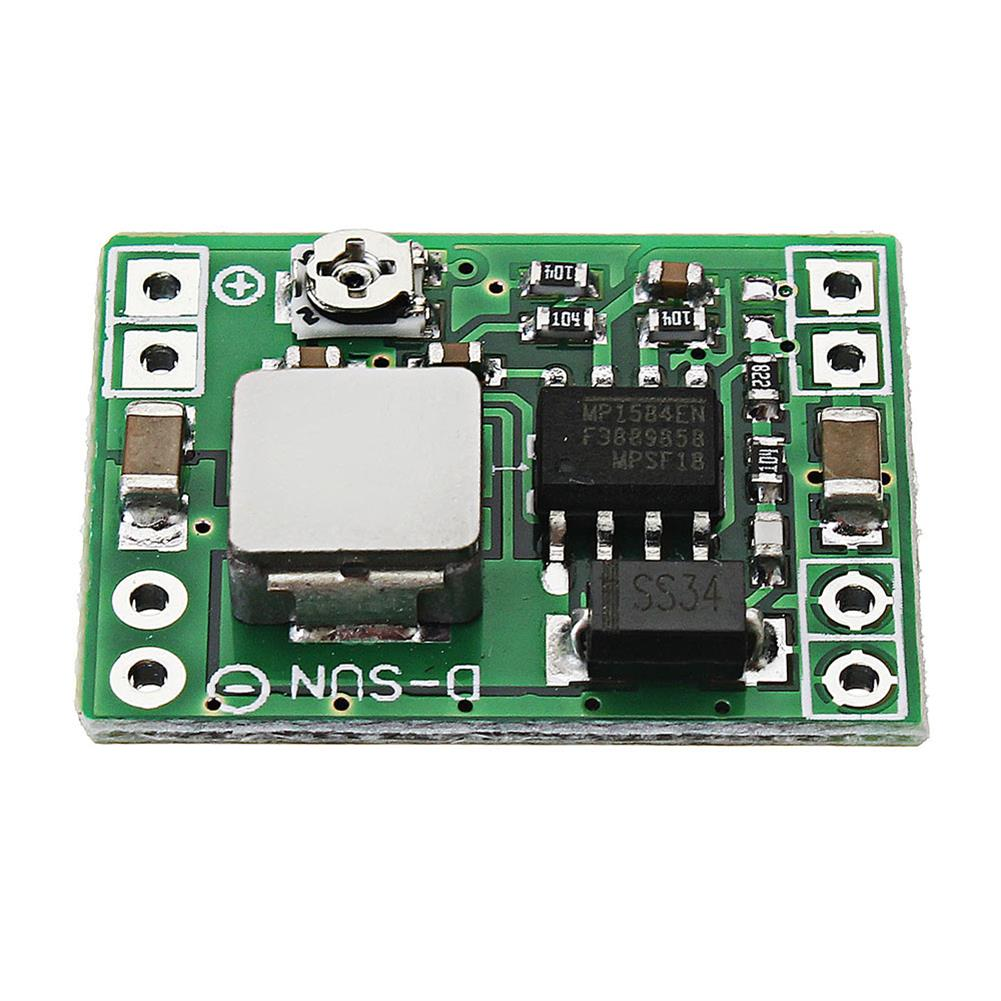multi-rotor-parts MP1584EN Ultra-small DC-DC Converter Step Down Module 4.5V-28V Input 3A Output Current RC1320242 4
