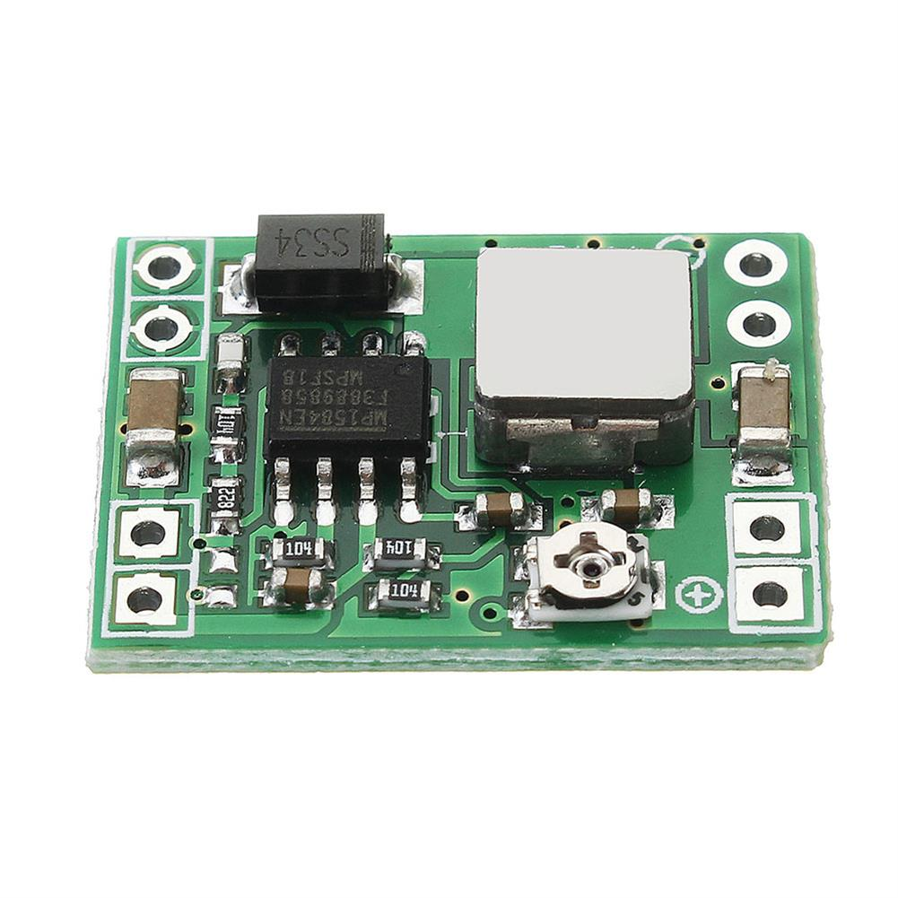 multi-rotor-parts MP1584EN Ultra-small DC-DC Converter Step Down Module 4.5V-28V Input 3A Output Current RC1320242 5