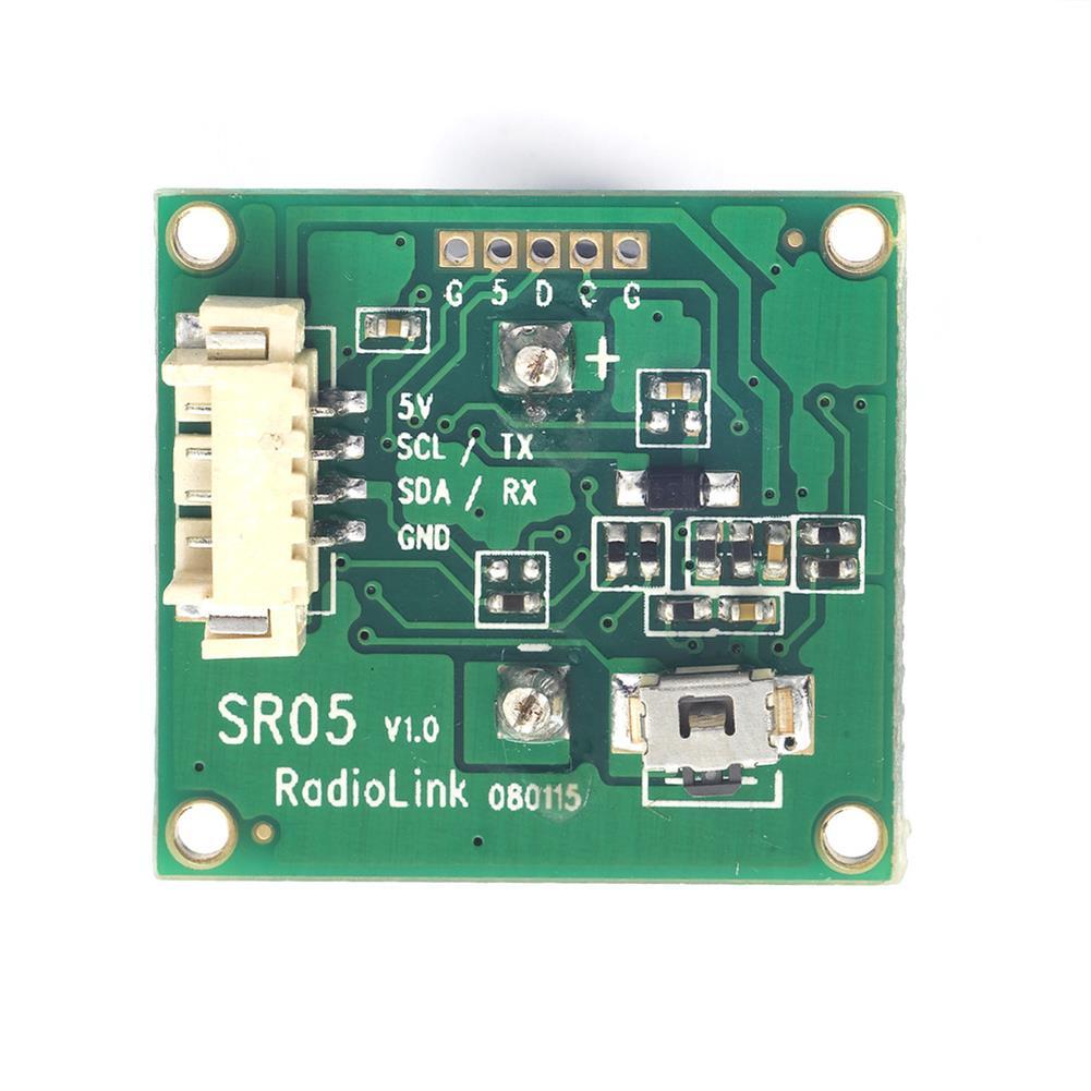 multi-rotor-parts Radiolink SU04 Ultrasonic Sensor Distance Measurement Module Compatible RC Drone Pixhawk Mini Pix RC1321624 2