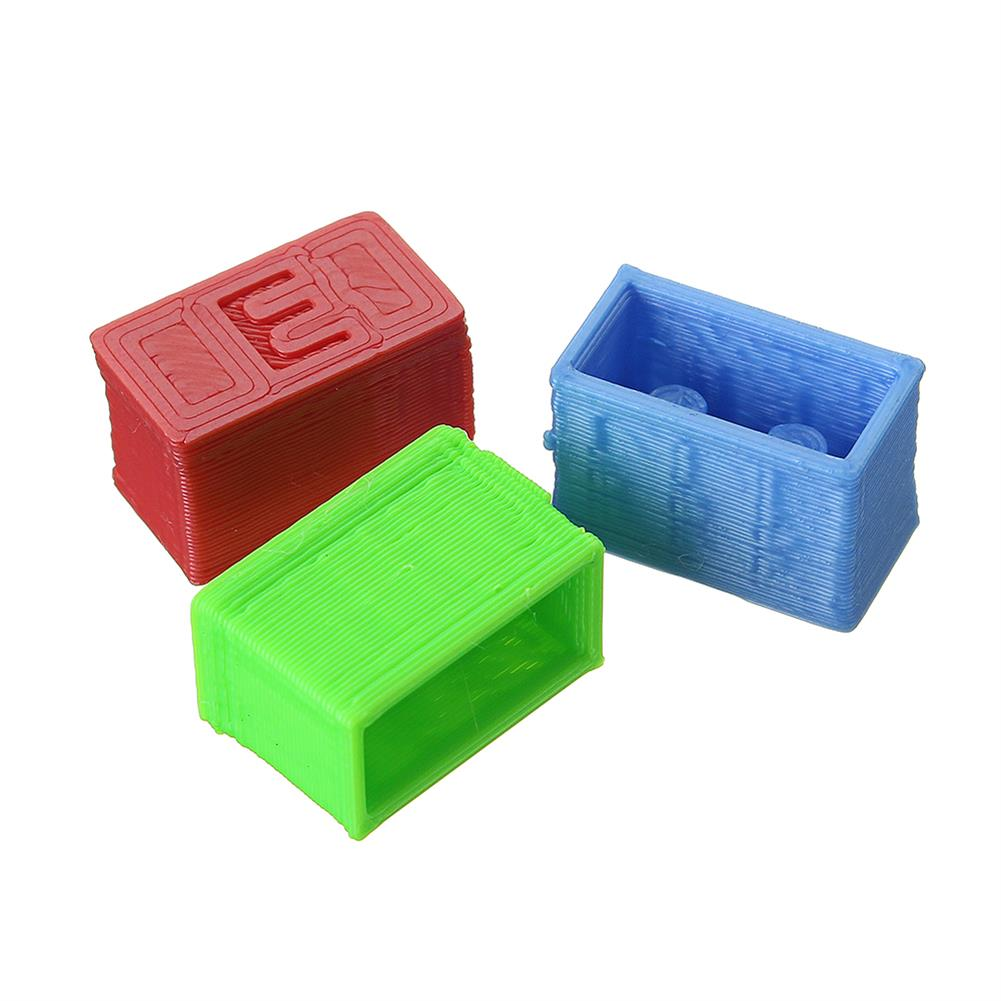 multi-rotor-parts Fishbonne 3D Printed XT60 Battery Plug Protection Cap Case Green Blue Red for RC Drone FPV Racing RC1324737 2