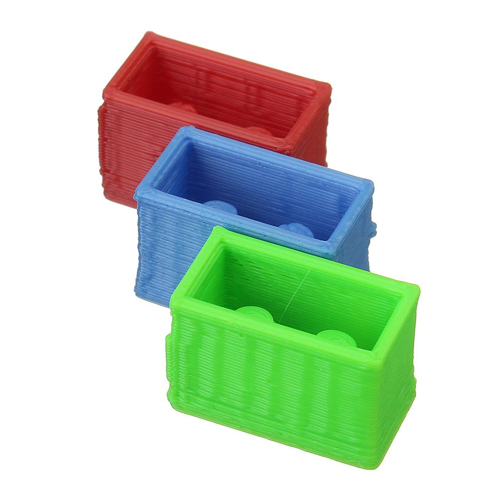 multi-rotor-parts Fishbonne 3D Printed XT60 Battery Plug Protection Cap Case Green Blue Red for RC Drone FPV Racing RC1324737 4