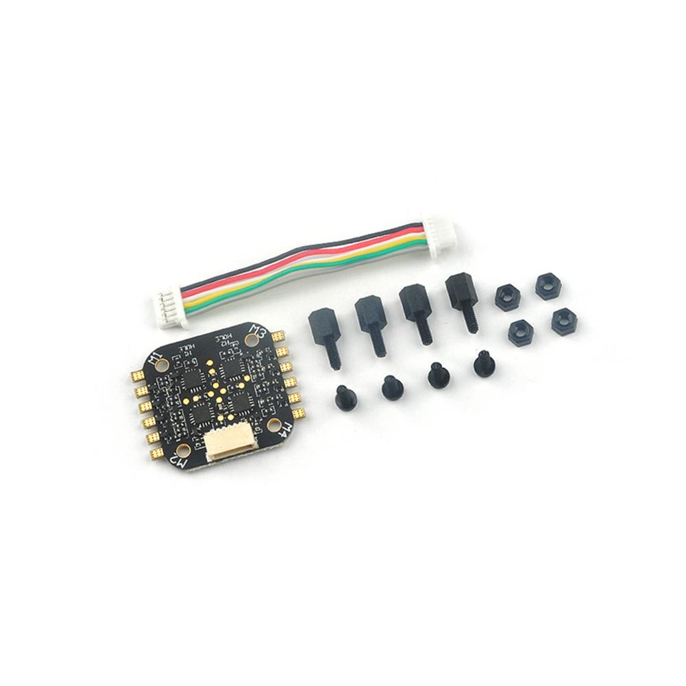 multi-rotor-parts 16x16mm Teenypro 5A BLheli_S 4in1 1-2S Brushless ESC Support Dshot600 for FPV RC Drone RC1325038