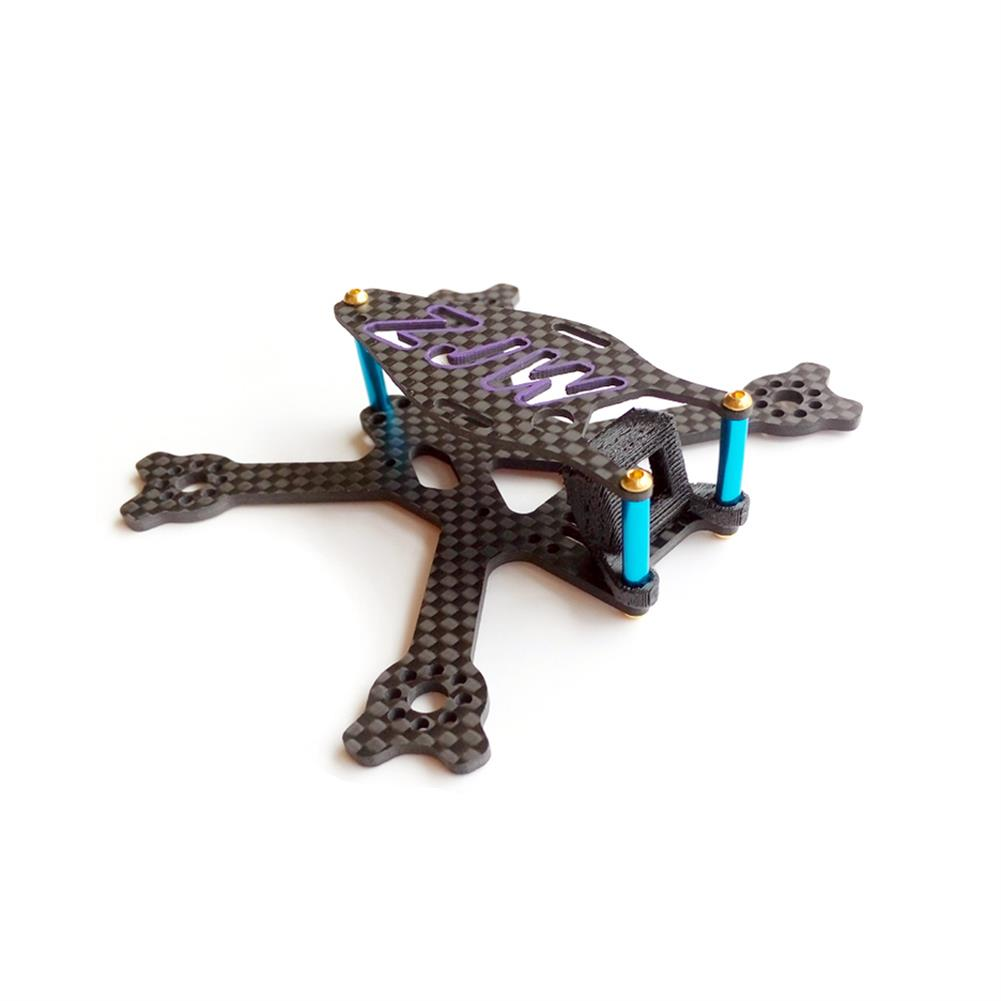 multi-rotor-parts 95mm Micro FPV Racing Frame Carbon Fiber 14g Supports 2 Inch Propeller For RC Drone RC1326234