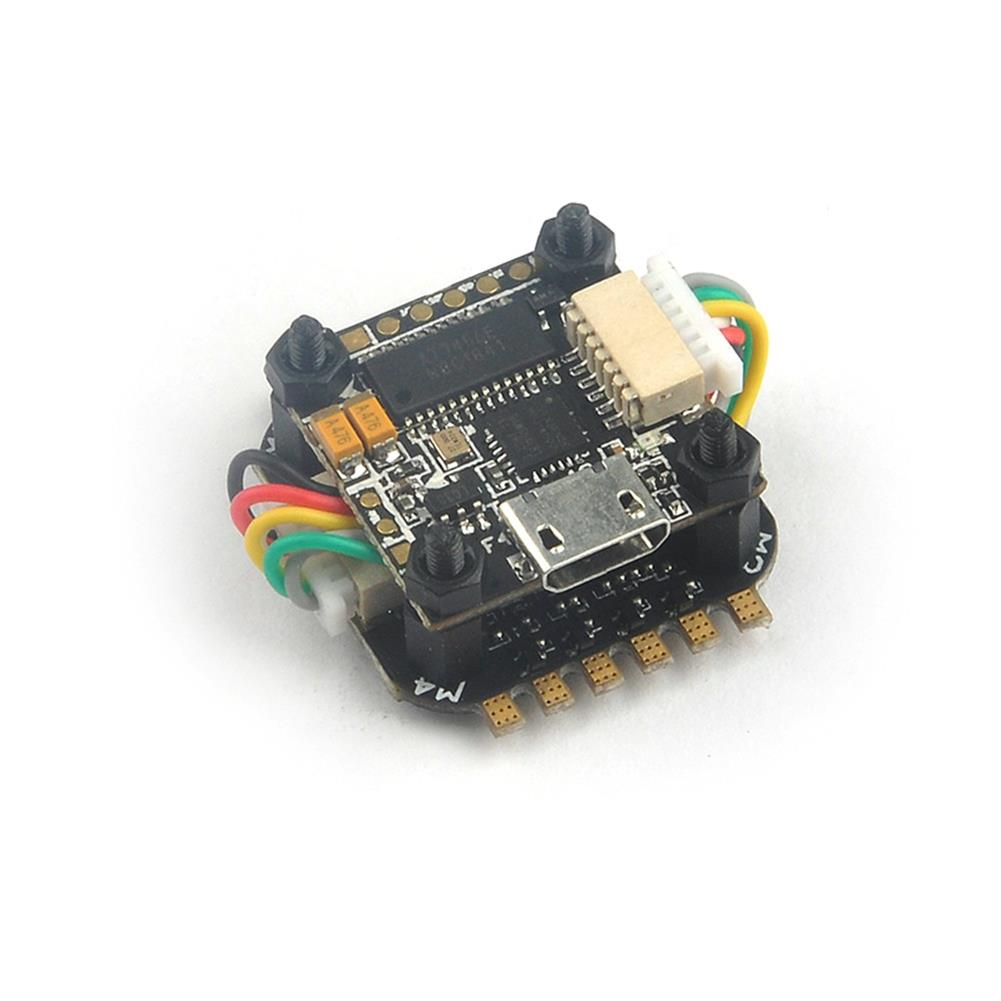 multi-rotor-parts 16x16mm TeenyF4 Pro 1-2S Flytower F4 OSD FC w/  Buck-Boost Converter & 5A BL_S DShot600 4In1 ESC RC1326935