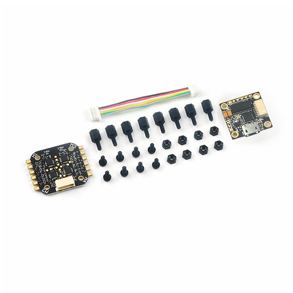multi-rotor-parts 16x16mm TeenyF4 Pro 1-2S Flytower F4 OSD FC w/  Buck-Boost Converter & 5A BL_S DShot600 4In1 ESC RC1326935 3