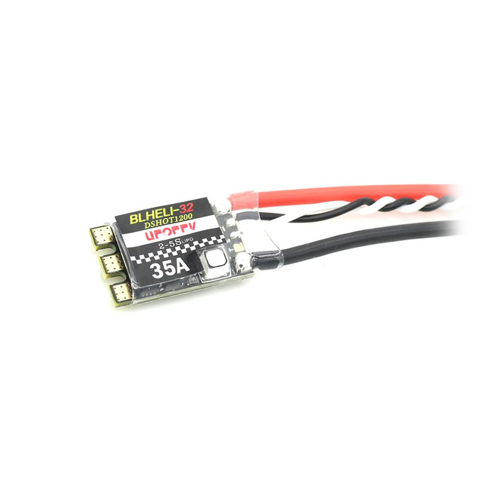 multi-rotor-parts UFOFPV 35A BLHeli_32 ESC Dshot1200 3-5S Integrated RGB LED For RC Drone FPV Racing Muti Rotor RC1327567