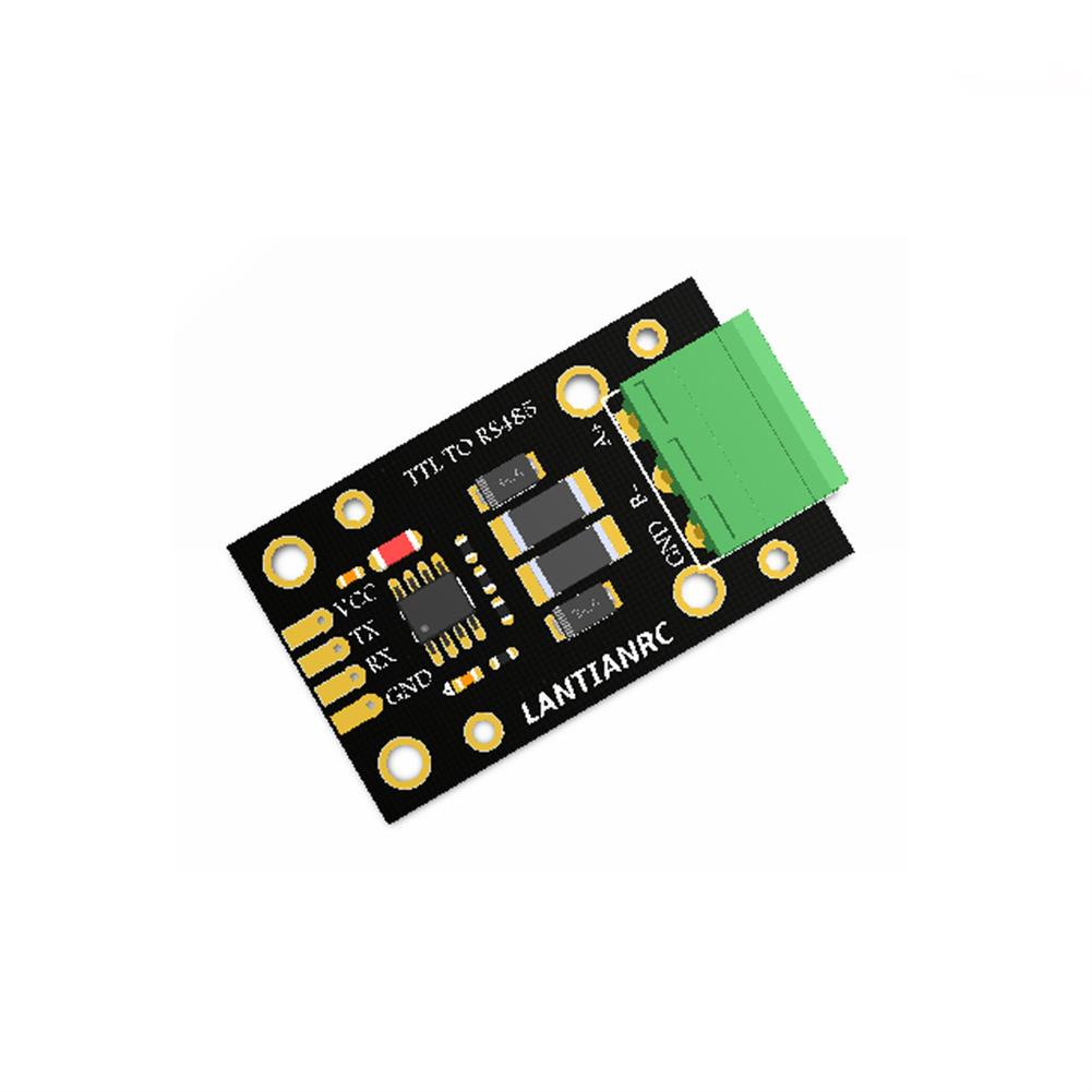 multi-rotor-parts Lantianrc TTL to RS485 485 to Serial UART Level Converter Module Automatic Flow Control for RC Drone RC1328456