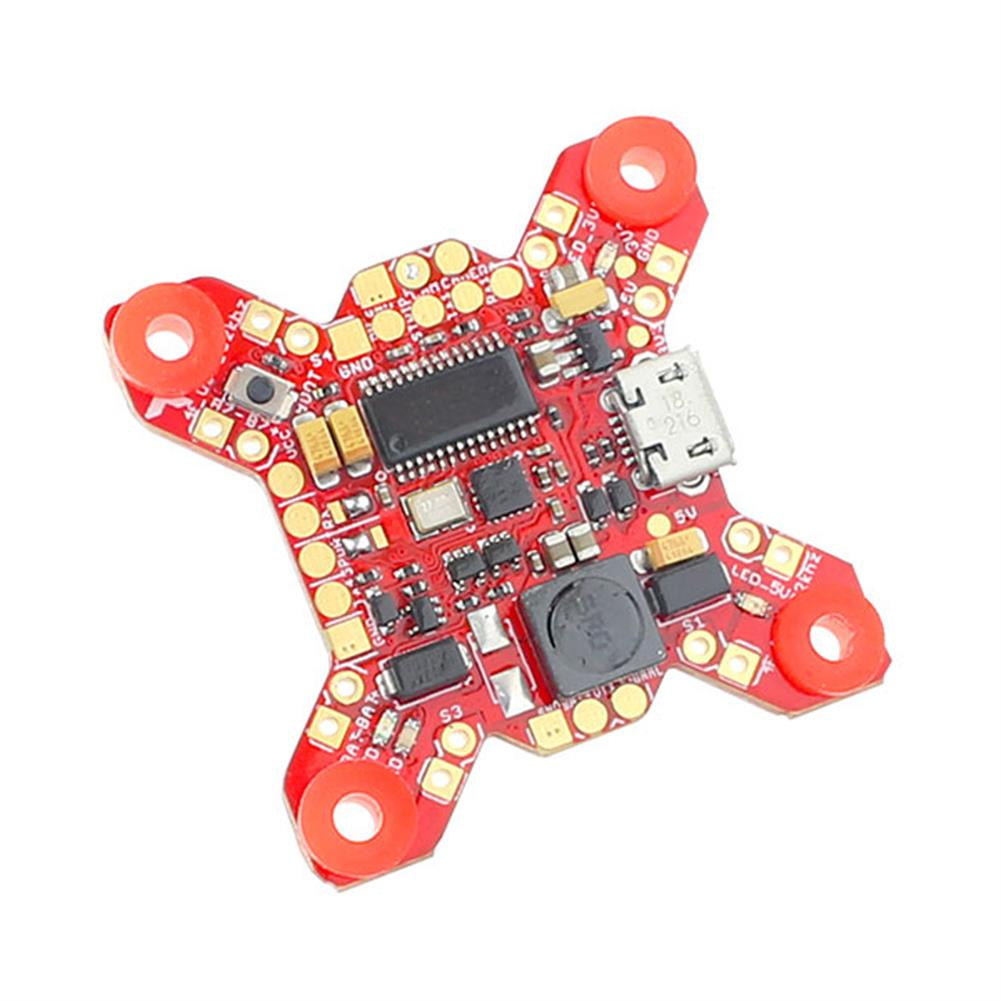 multi-rotor-parts Furious FPV FORTINI F4 32Khz 16MB Flight Controller with OSD Rev.2 5V 2A BEC for RC Drone FPV Racing RC1331489 1