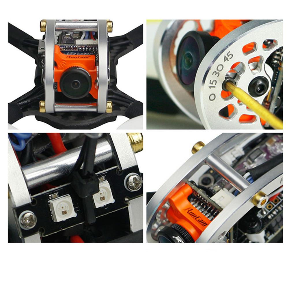 multi-rotor-parts LDARC 200GT Spare Part 7075 Aluminum Frame Part for Kingkong FPV Egg Series Drone RC1331490 1