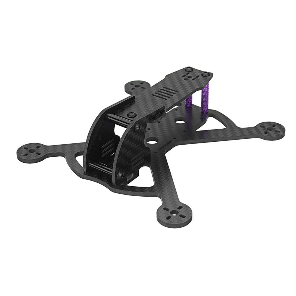 multi-rotor-parts URUAV Pob150 150mm Wheelbase 3 Inch Carbon Fiber Frame Kit FPV RC Drone RC1331999