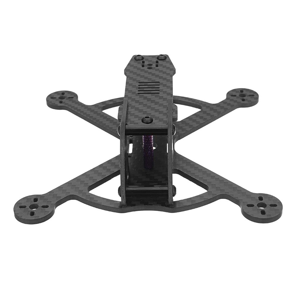 multi-rotor-parts URUAV Pob150 150mm Wheelbase 3 Inch Carbon Fiber Frame Kit FPV RC Drone RC1331999 4