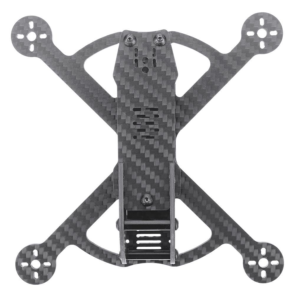 multi-rotor-parts URUAV Pob150 150mm Wheelbase 3 Inch Carbon Fiber Frame Kit FPV RC Drone RC1331999 5