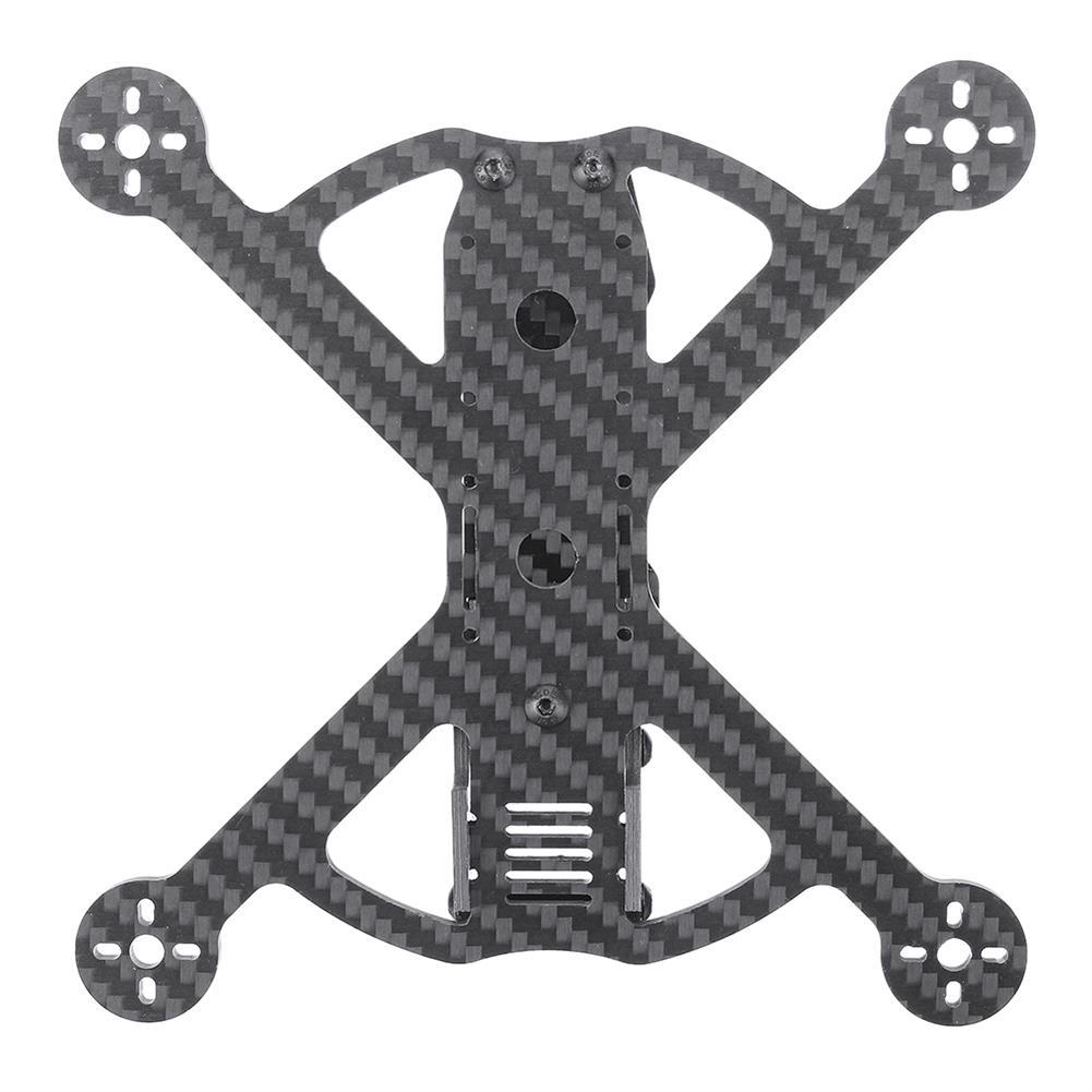multi-rotor-parts URUAV Pob150 150mm Wheelbase 3 Inch Carbon Fiber Frame Kit FPV RC Drone RC1331999 6