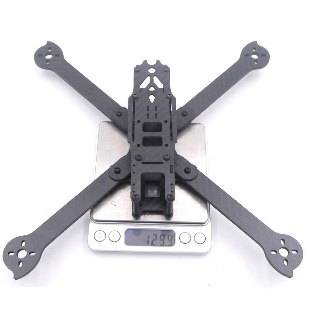 multi-rotor-parts LEACO XL7 298mm 7 Inch FPV Racing Frame Kit Freestyle Carbon Fiber For RC Drone RC1335540 6