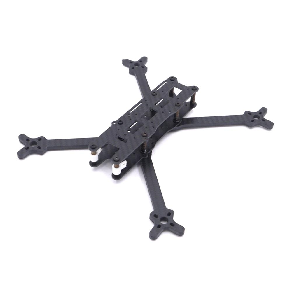 multi-rotor-parts LEACO FlosStyle 245mm Wheelbase 5 Inch 5mm Arm Acro Freestyle FPV Racing Frame Kit RC1336236 1