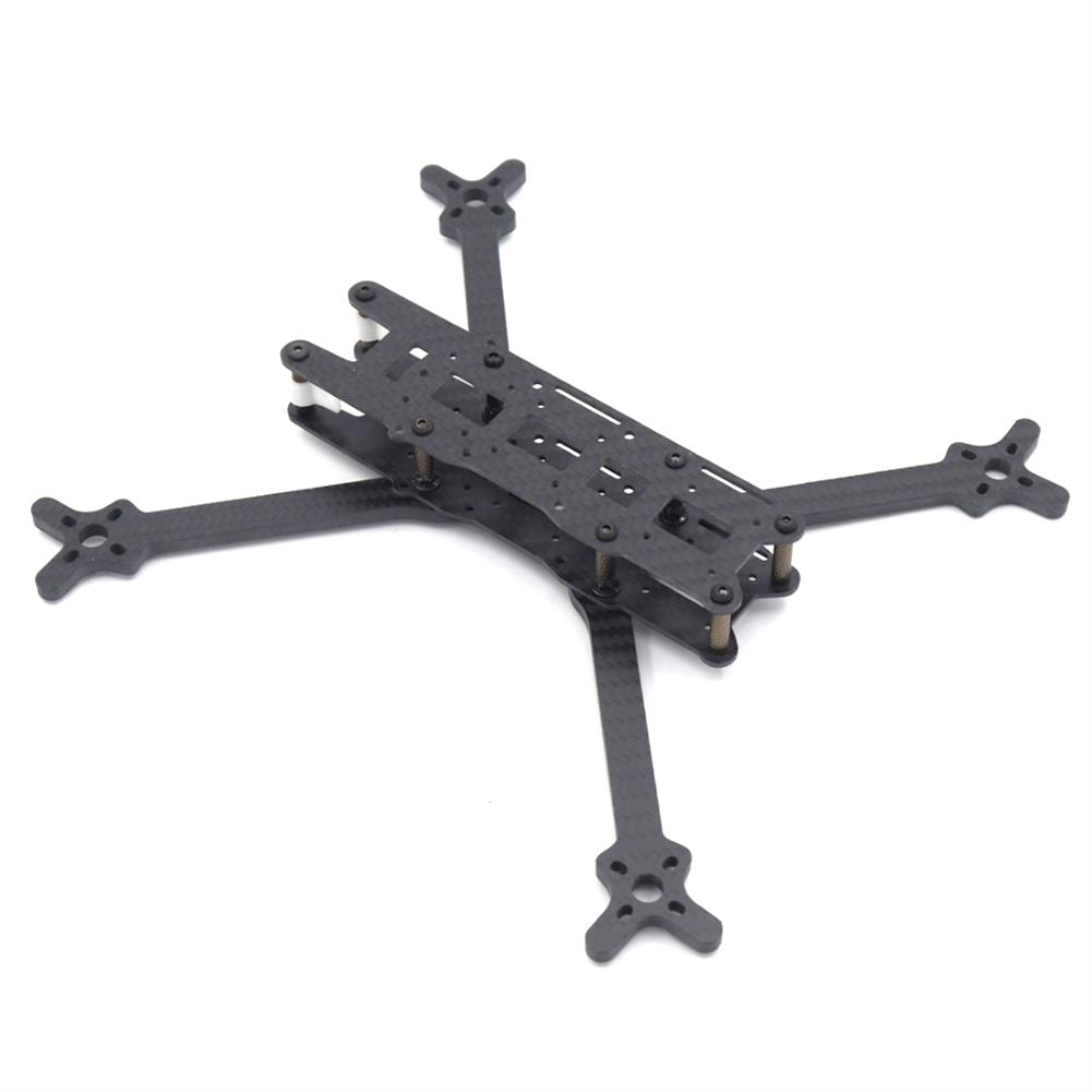 multi-rotor-parts LEACO FlosStyle 245mm Wheelbase 5 Inch 5mm Arm Acro Freestyle FPV Racing Frame Kit RC1336236 2