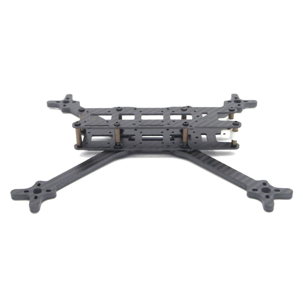 multi-rotor-parts LEACO FlosStyle 245mm Wheelbase 5 Inch 5mm Arm Acro Freestyle FPV Racing Frame Kit RC1336236 3