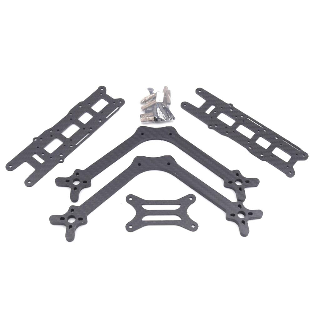 multi-rotor-parts LEACO FlosStyle 245mm Wheelbase 5 Inch 5mm Arm Acro Freestyle FPV Racing Frame Kit RC1336236 5