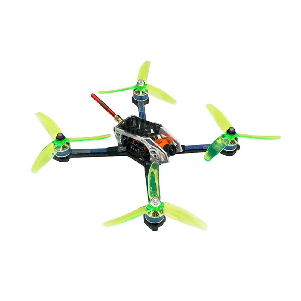 multi-rotor-parts LDARC KK 220 Part 220mm Wheelbase 5mm Arm Carbon Fiber Frame Kit w/ 5040 Propeller for RC Drone RC1337165