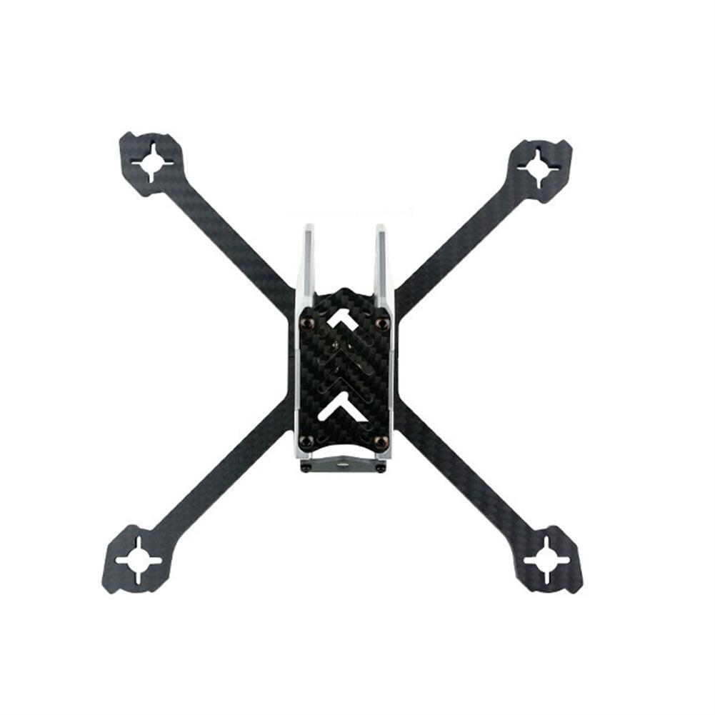 multi-rotor-parts LDARC KK 220 Part 220mm Wheelbase 5mm Arm Carbon Fiber Frame Kit w/ 5040 Propeller for RC Drone RC1337165 2