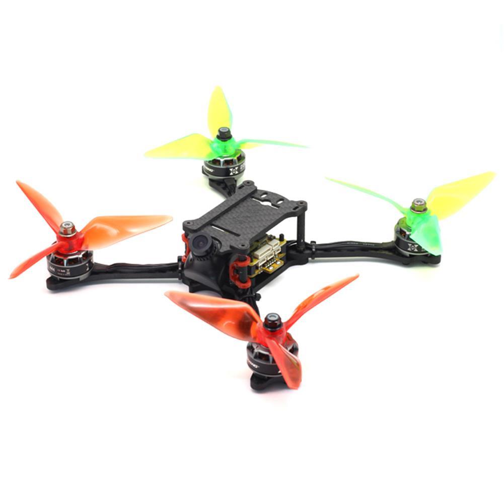 multi-rotor-parts HSKRC HSK210 210mm Wheelbase 4mm Arm 5 Inch Carbon Fiber Frame Kit for RC Drone FPV Racing RC1337614