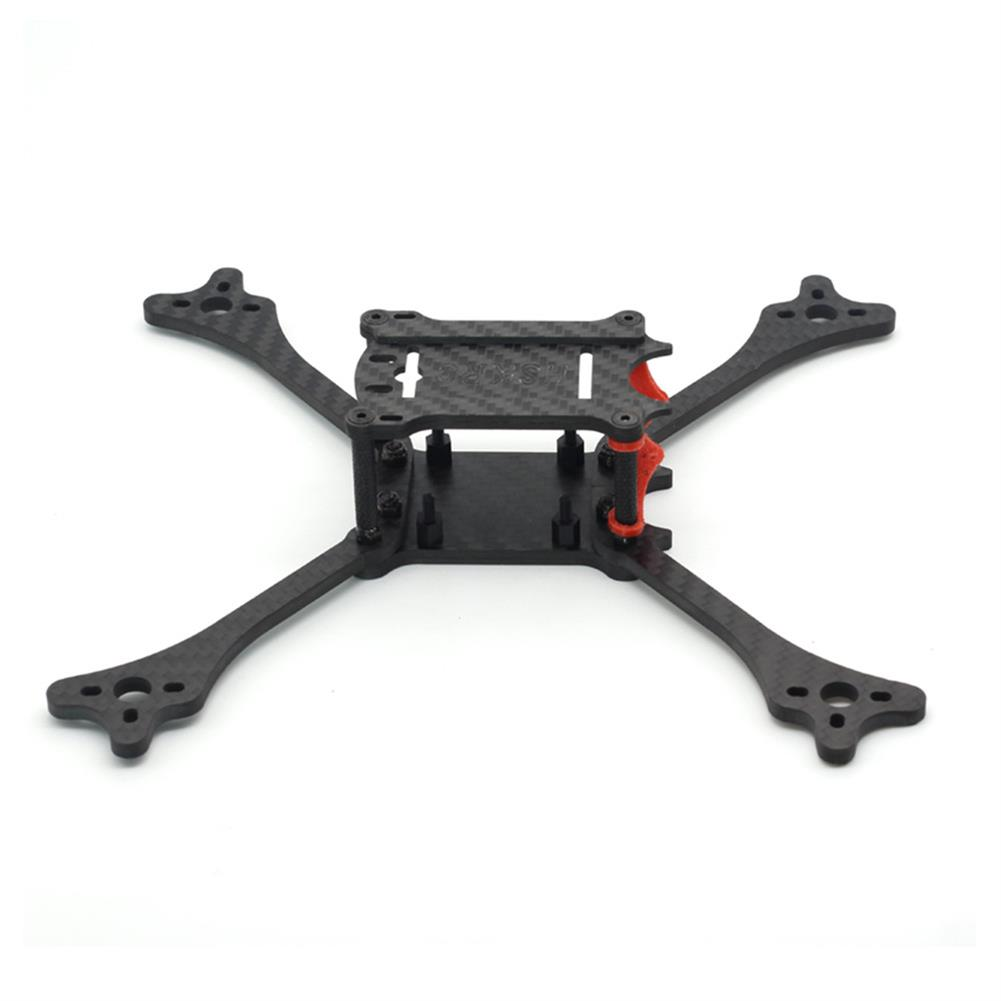 multi-rotor-parts HSKRC HSK210 210mm Wheelbase 4mm Arm 5 Inch Carbon Fiber Frame Kit for RC Drone FPV Racing RC1337614 3