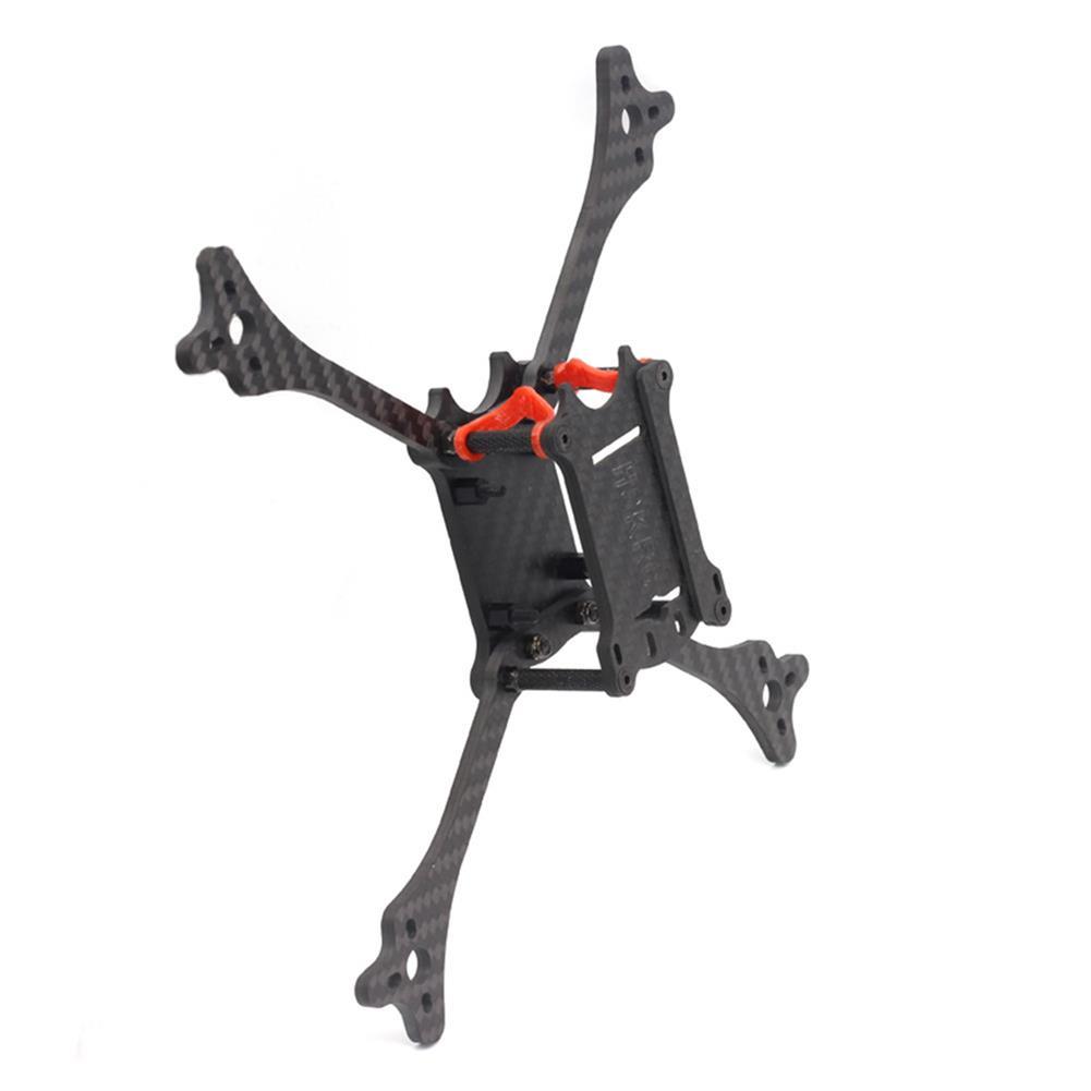 multi-rotor-parts HSKRC HSK210 210mm Wheelbase 4mm Arm 5 Inch Carbon Fiber Frame Kit for RC Drone FPV Racing RC1337614 5