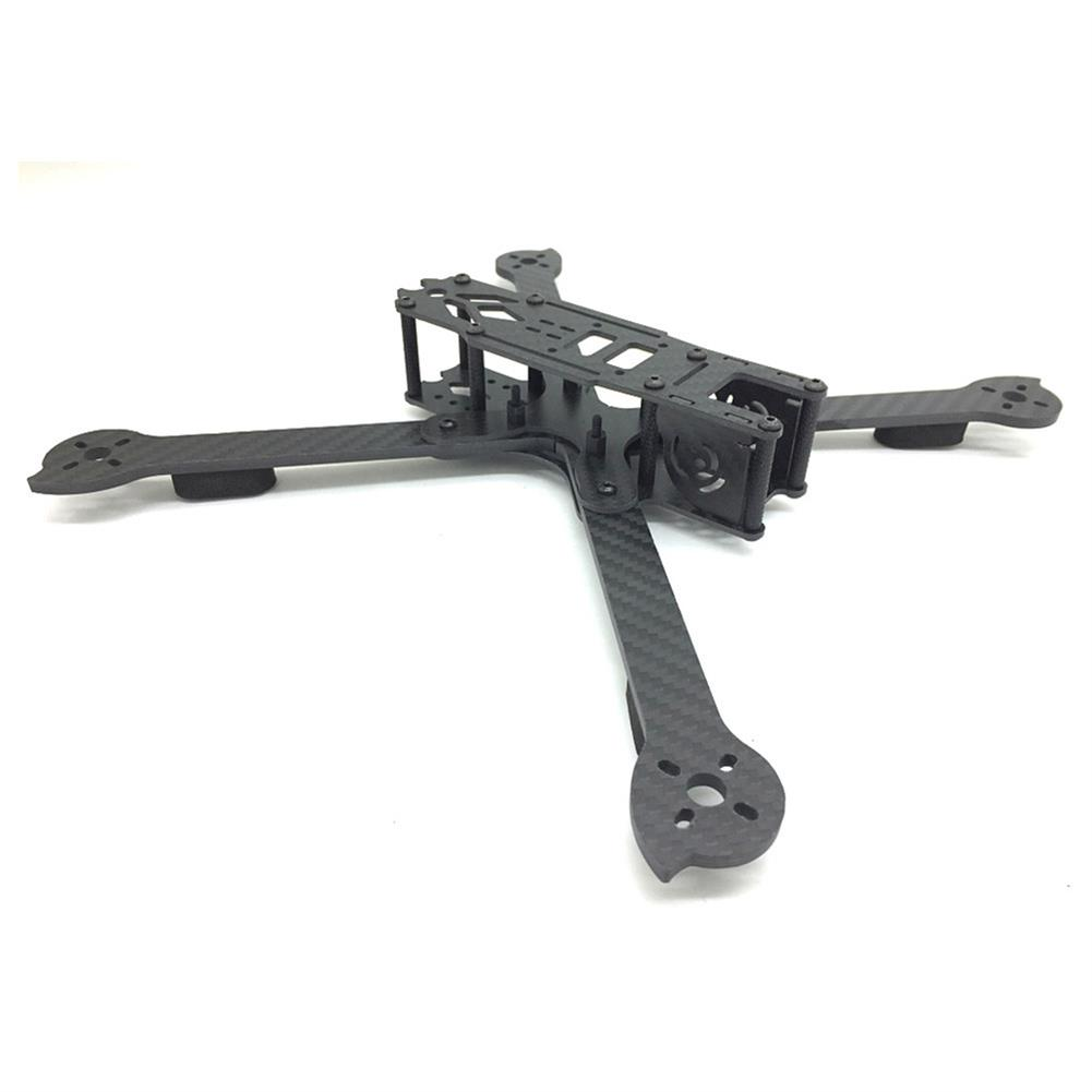 multi-rotor-parts Hecate'7 7 Inch 292mm Wheelbase 4mm Arm Thickness Carbon Fiber Frame Kit for RC Drone FPV Racing RC1337615 2
