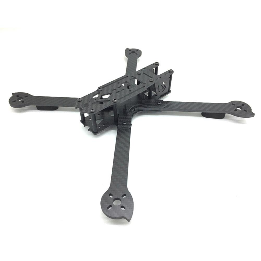 multi-rotor-parts Hecate'7 7 Inch 292mm Wheelbase 4mm Arm Thickness Carbon Fiber Frame Kit for RC Drone FPV Racing RC1337615 3